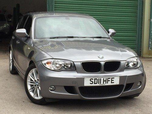 BMW 118 2.0 118d M SPORT