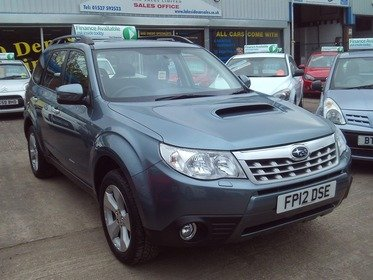 Subaru Forester 2.0D XC 4WD