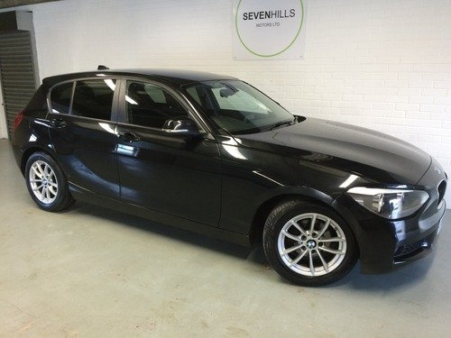 BMW 1 SERIES 1.6 116d EFFICIENTDYNAMICS SPORT