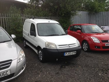 Citroen Berlingo LX 600 D P/V