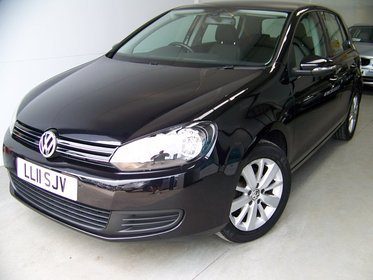 Volkswagen Golf TDi 1.6 TDI BLUEMOTION 105PS