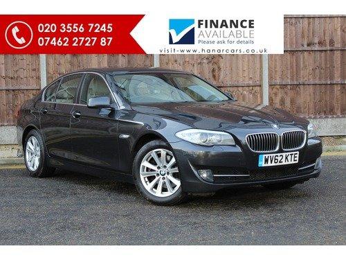 BMW 5 SERIES 2.0 520d SE (FSH+BT+PDC+START/STOP)