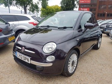 Fiat 500 0.9I TWIN AIR LOUNGE S/S