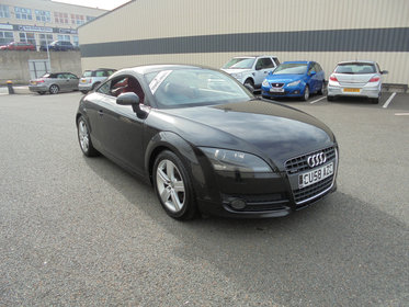 Audi TT 2.0 TDI COUPE QUATTRO Finance Available