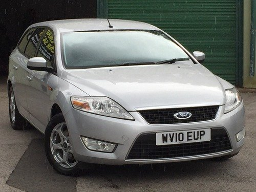 Ford Mondeo 2.0TDCI ZETEC 140PS