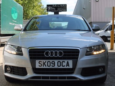 Audi A4 1.8 TFSI SE 160PS