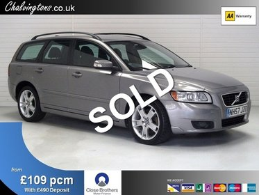 Volvo V50 2.0D SE 5DR Estate 6 SPEED *BIG SPEC*