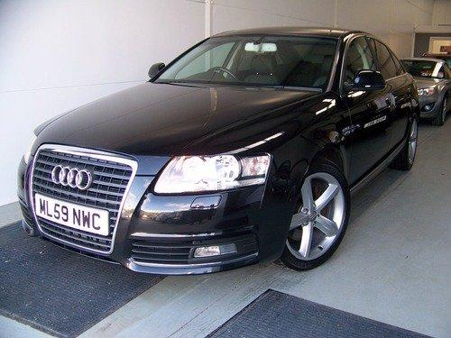 Audi A6 2.0 TDI SE 170PS