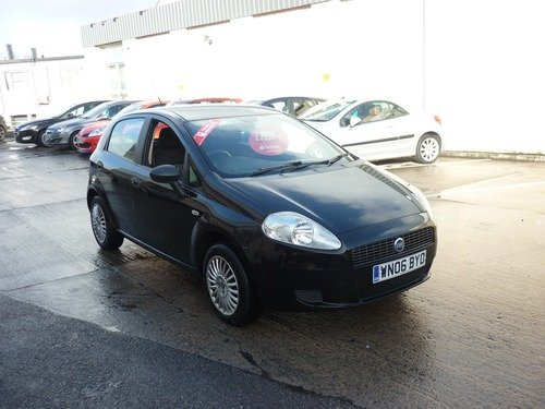 Fiat Punto 1.2 ACTIVE ABS From £64.21pm