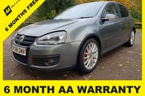 Volkswagen Golf GT SPORT TDI 170 6 MONTH AA WARRANTY/12 MONTH MOT/12 MONTH SERVICE/12 MONTH AA COVER