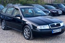 Skoda Octavia LAURIN & KLEMENT TURBO