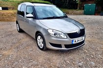 Skoda Roomster SE TDI CR #FinanceAvailable