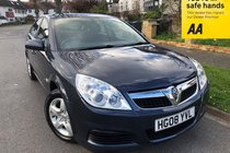 Vauxhall Vectra 1.8 VVT EXCLUSIV-Hpi Clear-FSH-Absolute Stunner
