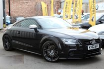 Audi TT TTS TFSI QUATTRO S LINE BLACK EDITION