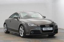 Audi TT TFSI S LINE SAT NAV