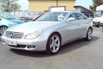 Mercedes CLS CLS320 CDI 84,000 MILES FULL SERVICE HISTORY EVERY EXTRA