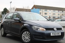 Volkswagen Golf S TSI BLUEMOTION TECHNOLOGY DSG