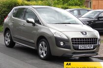 Peugeot 3008 HDI EXCLUSIVE