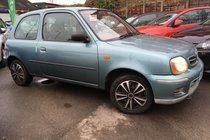 Nissan Micra 1.0 S