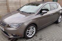 SEAT Leon 1.6 TDI SE Technology DSG AUTO Appearance Pack Nav