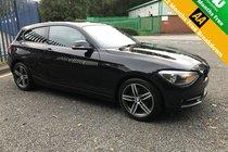 BMW 1 SERIES 2.0 116D Sport (s/s)