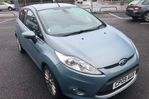 Ford Fiesta FORD FIESTA TITANIUM 96 HATCHBACK 1388cc, 5 Doors - Low Insurance - Great MPG 50+