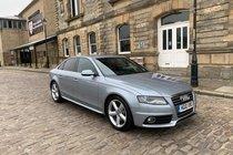 Audi A4 TDI DPF S LINE