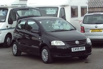 Volkswagen Fox URBAN FOX 1.2 69,000 MILES SERVICE HISTORY IDEAL FIRST CAR