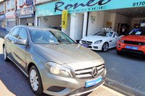 Mercedes A Class A180 CDI BLUEEFFICIENCY SE, ONLY 55,000 MILES