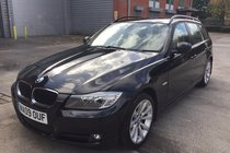 BMW 318 2.0 318i SE Touring 5dr*HPI CLEAR*FULL SERVICE HISTORY*ONE FORMER KEEPER*2 KEYS*MOT DUE 06/06/2018*FREE 6 MONTHS WARRANTY