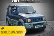 Suzuki Jimny JLX MODE