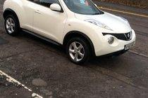 Nissan Juke Visia 1.6 BUY NO DEP & ONLY £41 A WEEK
