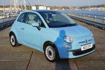 Fiat 500 1.2i Lounge S/S