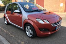 Smart ForFour PASSION SOFTOUCH (95BHP)