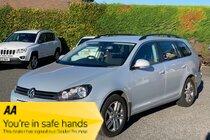Volkswagen Golf SE TDI BLUEMOTION ESTATE