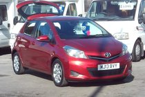 Toyota Yaris VVT-I TR 1.3 65,000 MILES SERVICE HISTORY LOW INSURANCE GROUP
