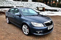 Skoda Octavia vRS 2.0T FSI 200Bhp #FinanceAvailable