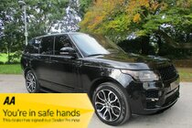Land Rover Range Rover 5.0 V8 S/C 550PS SVAutobiography