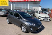 Ford Fiesta ZETEC 11840 MILES 1 OWNER SERVICE HISTORY