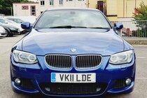 BMW 3 SERIES 325d M SPORT