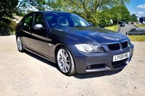 BMW 3 SERIES 320d M SPORT #FinanceAvailable