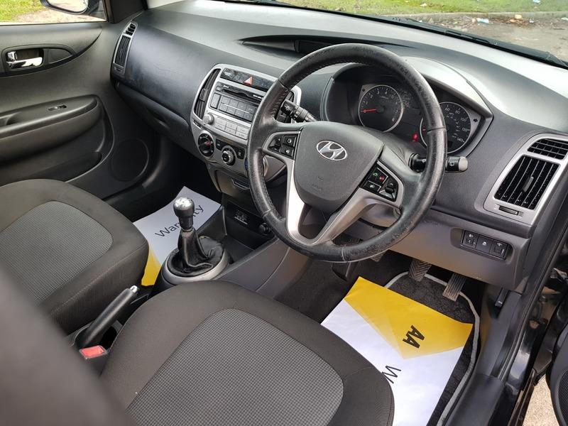 Hyundai I20