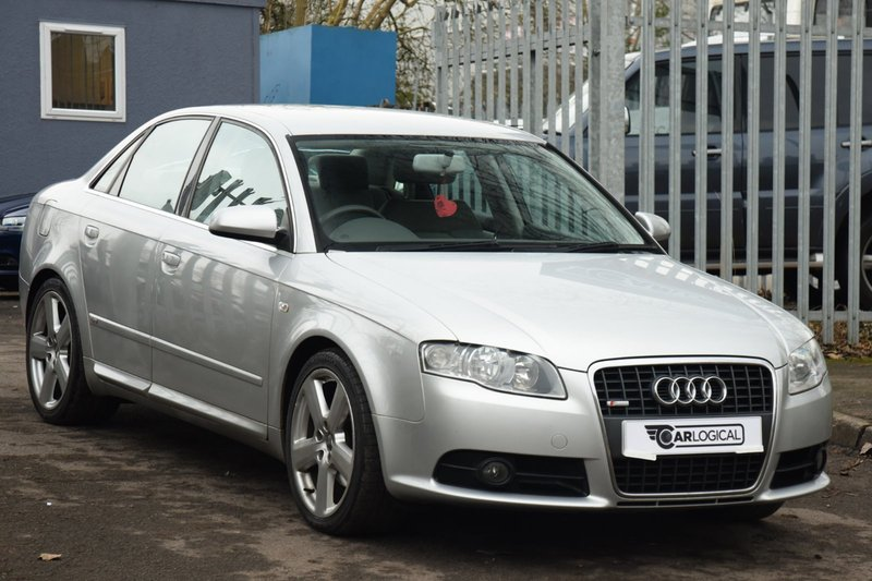 96d07974f Audi A4 1.8 T S line | Summit Vehicle solutions Ltd/ TA Carlogical