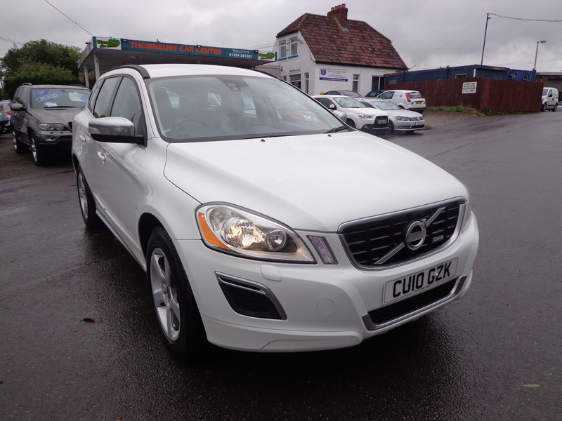 volvo xc60 2 4d drive 2wd se 175bhp thornbury car centre. Black Bedroom Furniture Sets. Home Design Ideas