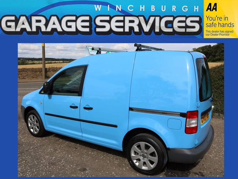 Volkswagen caddy c20 dsg tdi swb winchburgh garage for Garage volkswagen rueil malmaison 92