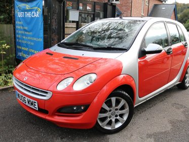 Smart ForFour 1.1 PASSION RHD (75BHP)