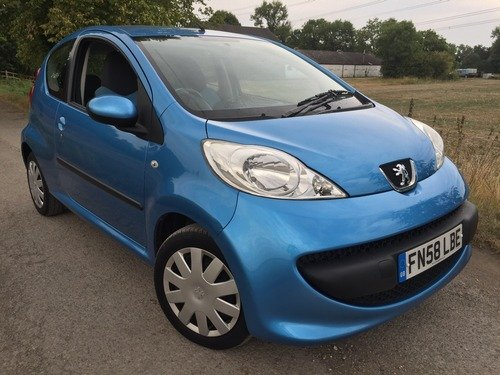 Peugeot 107 1.0 URBAN MOVE #SOLD TOO LATE#