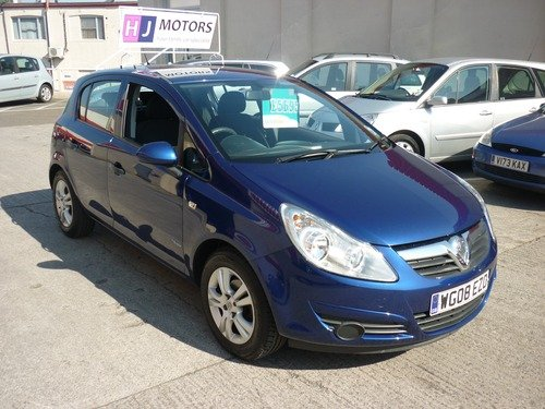 Vauxhall Corsa 1.3CDTI 16V BREEZE  75PS
