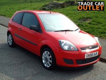Ford Fiesta 1.4 TDCI STYLE CLIMATE+New MOT+