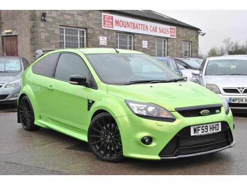 Ford Focus 2.5 RS
